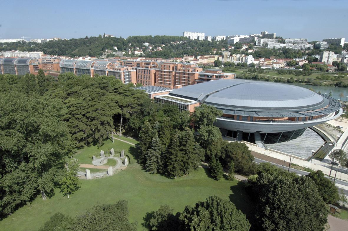 HUBERT COCAGNE-H2C ARCHITECTURE-CITE INTERNATIONALE LYON-N°2