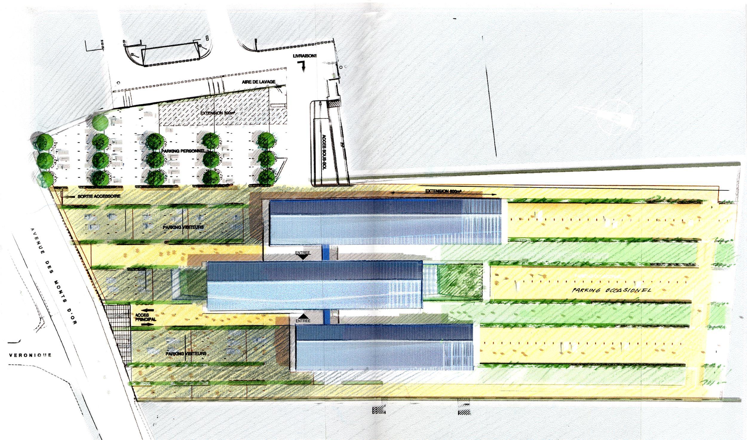 HUBERT COCAGNE-H2C ARCHITECTURE-MAISON AGRICULTURE DU RHONE-N°6