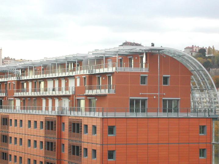 HUBERT COCAGNE-H2C ARCHITECTURE-CITE INTERNATIONALE LYON-N°1
