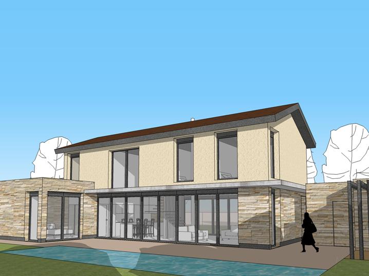 HUBERT COCAGNE-H2C ARCHITECTURE-CONSTRUCTION VILLA69-N°1