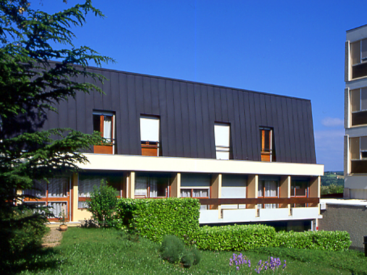HUBERT COCAGNE-H2C ARCHITECTURE-ECOLE CHATEAUNEUF26-N°1